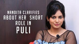 "Nandita – ""I Hope I Match Up to Jyothika & Trisha"" Kollywood News 26/11/2015 Tamil Cinema Online"