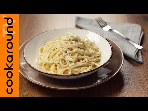 spaghetti al gorgonzola - la videoricetta