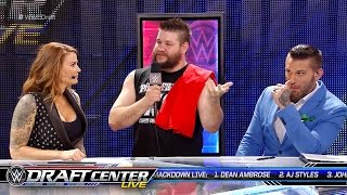 Nonton Kevin Owens Interrupts The Wwe Draft Central Panel  July 19  2016 Film Subtitle Indonesia Streaming Movie Download