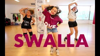 Video SWALLA - Jason Derulo | Choreography Lydia Martorell - Little Beat Kids/Junior Class MP3, 3GP, MP4, WEBM, AVI, FLV Agustus 2018