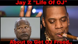 Jay-Z's The Story of O.J. about to get O.J. Freed From Prison. Credit:...