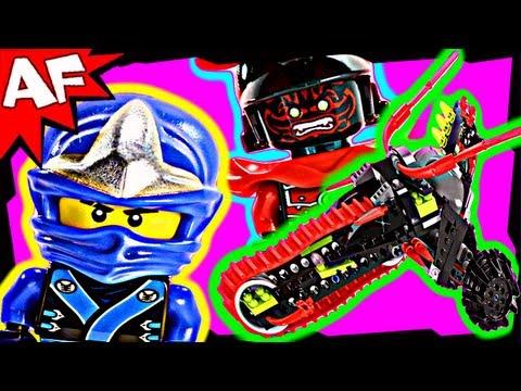 Vidéo LEGO Ninjago 70501 : La moto guerrière