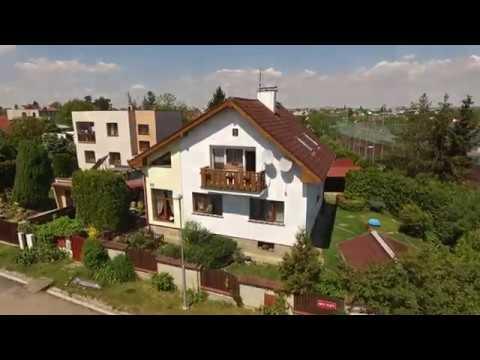 Video prodej dvougeneračního rodinného domu v Plzni