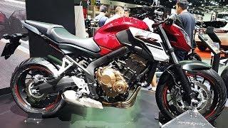9. 2018 Honda CB650F
