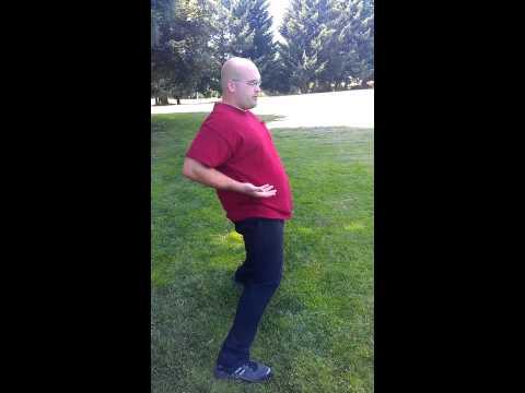 Dragon Back Exercise