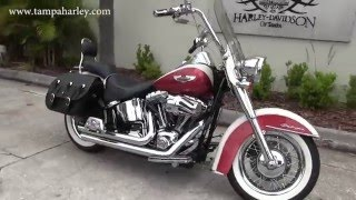 8. 2012 Harley Davidson FLSTN Softail Deluxe FULLY LOADED!!!