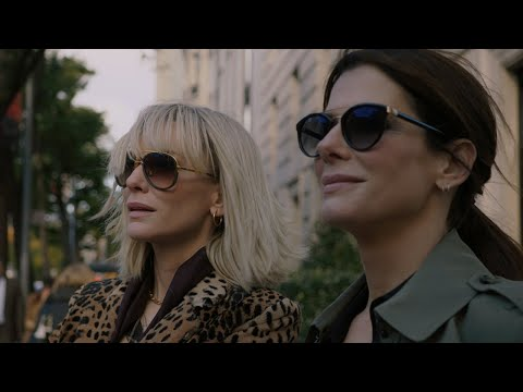 Ocean's 8: - Official Main Trailer (ซับไทย)