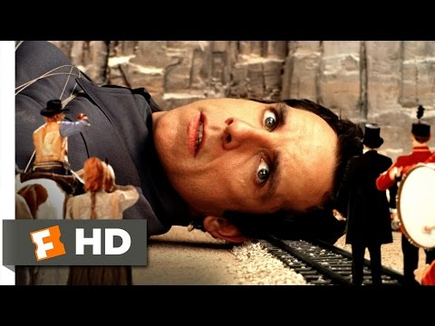 Night at the Museum (4/5) Movie CLIP - Kill the Giant (2006) HD