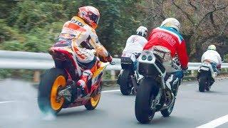 Video WOW!!! MARC MARQUEZ STREET RACING  ! Pure Adrenaline Rush !!! MP3, 3GP, MP4, WEBM, AVI, FLV Maret 2019