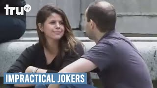 Video Impractical Jokers - Murr Tries to Kiss Strangers MP3, 3GP, MP4, WEBM, AVI, FLV Agustus 2018