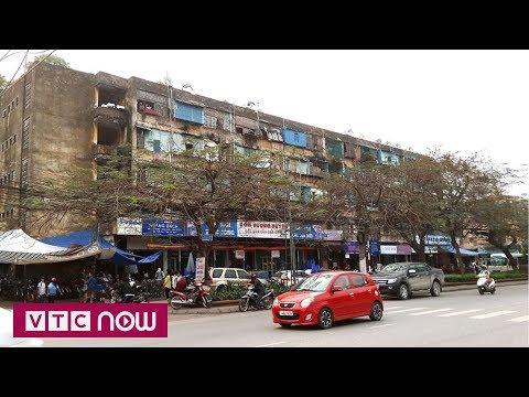 Quảng Ninh: Cải tạo chung cư cũ vì mỹ quan đô thị - Thời lượng: 2 phút, 22 giây.