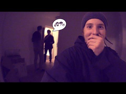 Nachbar rastet wegen Lärm im YouTubeHaus aus!  | ungefilmt