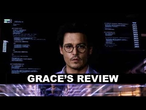 review trailer - Transcendence movie review! Beyond The Trailer host Grace Randolph shares her review today! http://bit.ly/subscribeBTT Transcendence Movie Review. Beyond The...