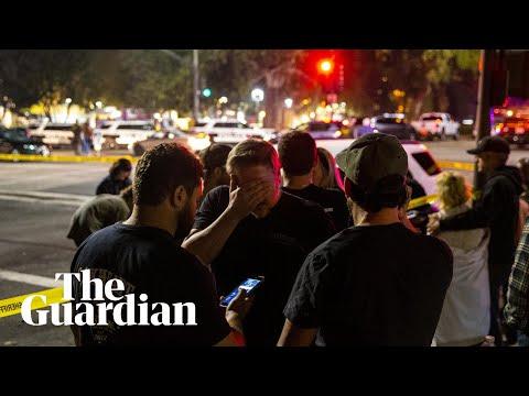California shooting: 'The last thing I said was: Son, I love you'