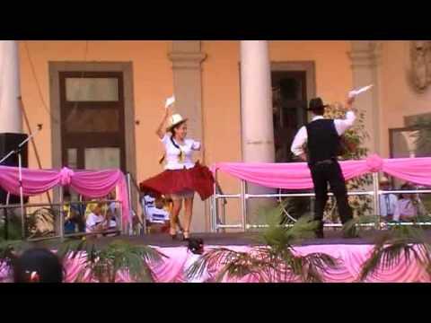 BALLET BOLIVIA ANDINA  - CUECA COCHABAMBINA