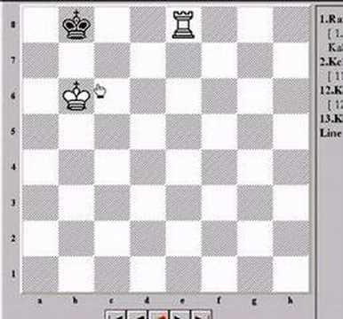Chess Lesson: Checkmate with King and Rook vs. King