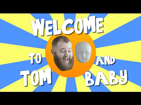 Tom - Welcome to our channel! One's Tom, the other, well. It's obvious, isn't it? Together, we play games, make films, and cower in fear at the infinite nature of the universe. Stay tuned for videos...