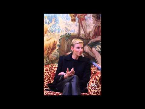 Interview de S.A.S. la Princesse Charlène - Radio Vatican