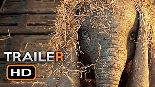 Video Dumbo Official Trailer #1 (2019) Tim Burton Disney Movie HD MP3, 3GP, MP4, WEBM, AVI, FLV Juni 2018