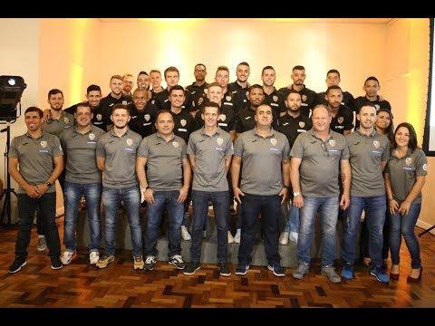 Comemoração de 42 Anos da ACBF e lançamento da Libertadores da América de futsal.