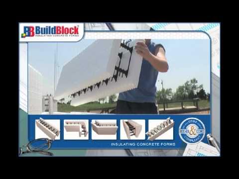 BuildBlock's Insulating Concrete Forms Vs Concrete Masonry Units