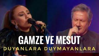 Mesut ve Gamze - Duyanlara Duymayanlara  O Ses Türkiye Düello (02.02.2017)