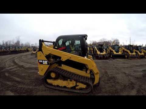 CATERPILLAR MULTI TERRAIN LOADERS 259D equipment video WeSbL_wuSyc
