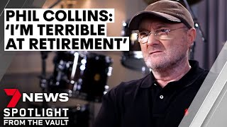 Video Phil Collins | Out of retirement | Sunday Night MP3, 3GP, MP4, WEBM, AVI, FLV Oktober 2018