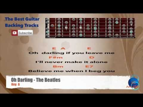 Download The Beatles Oh Darling Guitar Lesson (how to play Oh ...