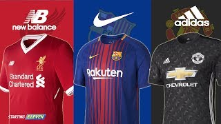 Video Iniloh Jersey Sepak Bola Klub Eropa Terbaru Untuk Musim Depan 2017/ 2018  ● HD MP3, 3GP, MP4, WEBM, AVI, FLV Juni 2017