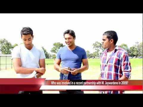 Kumar Sangakkara - Interview (OffTheMarkCricket Show)