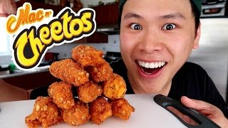 Video BURGER KING MAC N' CHEETOS TASTE TEST!! MP3, 3GP, MP4, WEBM, AVI, FLV Oktober 2018