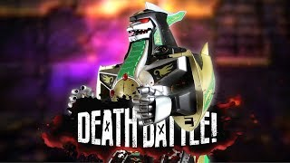 Tommy Summons Dragonzord into DEATH BATTLE! by ScrewAttack