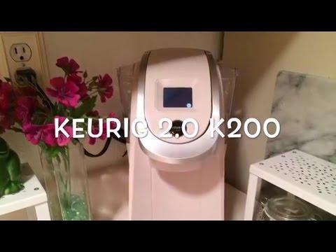 Keurig 2.0 K200/250 - First Look