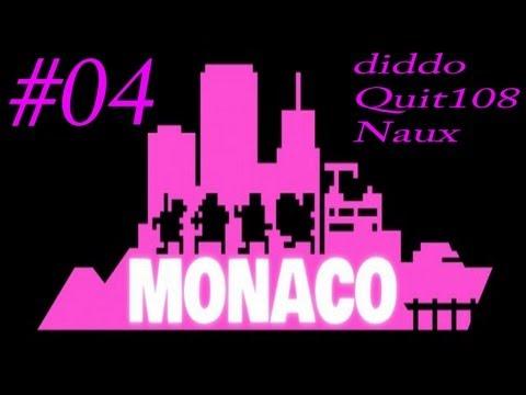 CANI E BALESTRE ! - Monaco - #04 - Con Quit108 e NauxCubed