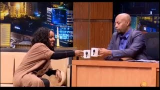 Seifu on EBS Interview with Ethiopian Actress Addisalem Getaneh
