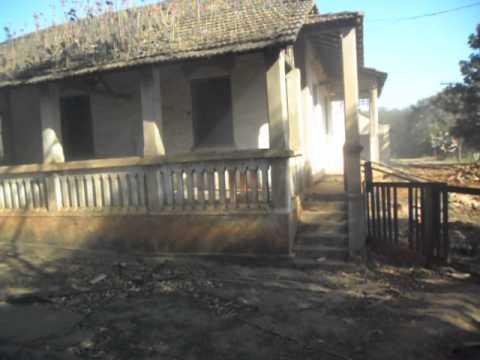 Mais uma demolição de casa em Rafard