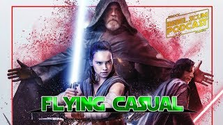 Video Reylo Confirmed? Kylo Saves Leia? The Last Jedi Trailer Discussion! Flying Casual MP3, 3GP, MP4, WEBM, AVI, FLV Oktober 2017