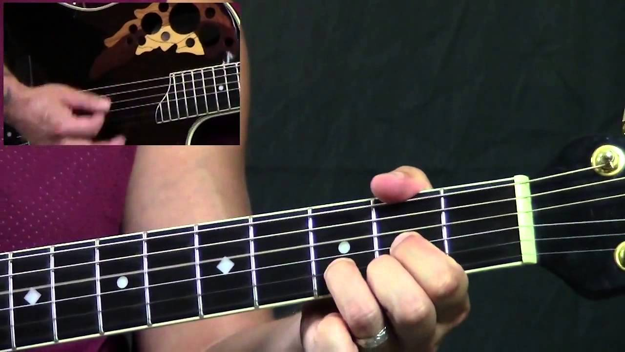 Steve Stine Guitar Lesson – Spice Up Your Strumming with Dynamics