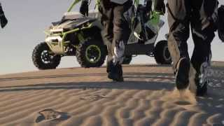 7. 2015 Can-Am :The 121 HP Can Am Maverick X ds Turbo /  Full length