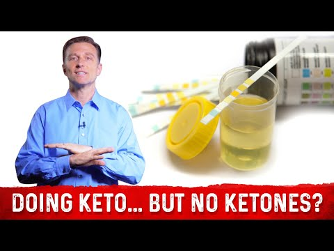 Doing Keto, But No Ketones in Urine? HERE'S WHY...
