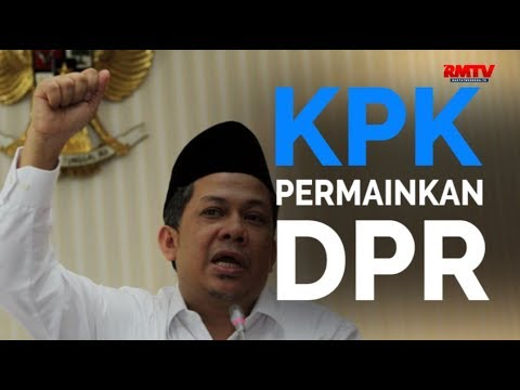 KPK Permainkan DPR