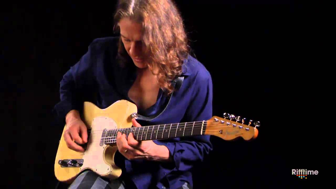 Robben Ford Guitar Lesson – Diminished Scale Blues – TrueFire