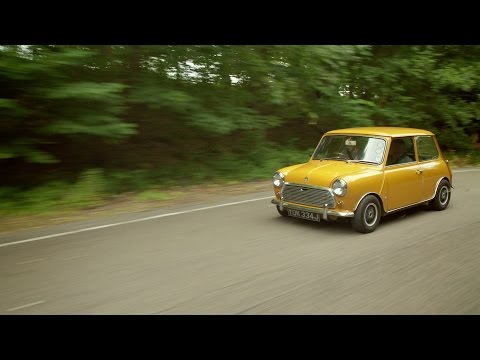 Test Track: a MINI history - Building Cars Live: Preview - BBC Two
