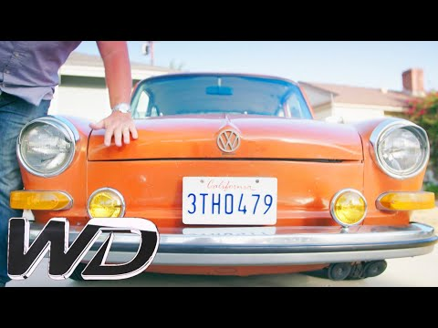 Restoring A Lowered VW Fastback Back To Its Original Height   NEW Wheeler Dealers