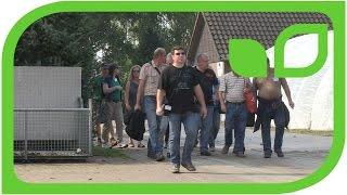 Der Besuch der Gartenfreunde bei Lubera in Bad Zwischenahn