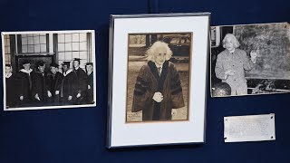 Coming up in Orlando Hour 3 on Monday, May 29 at 8/7C on PBS, Martin Gammon appraises a 1946 Einstein-signed photo & prints.ANTIQUES ROADSHOW airs Mondays at 8/7C PM & 9/8C PM on PBS. Watch full-length episodes of ANTIQUES ROADSHOW at http://www.pbs.org/show/antiques-roadshow To be the first to know about all our broadcast and tour info, subscribe to our newsletter and follow us on Twitter & Instagram @RoadshowPBS, Pinterest, and Facebook!