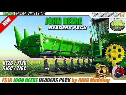 John Deere 612C/712C Official v2.1.0.0