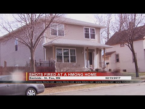 3 HMONG NEWS: Shots fired at a Hmong Home in St. Paul.