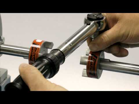 Lovejoy RRS Jaw Spacer Coupling Installation Video thumbnail